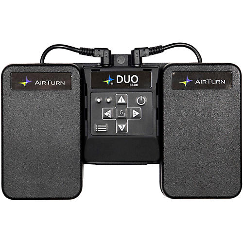 AirTurn DUO 200 Wireless Pedal Control