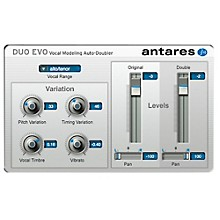 Antares DUO Evo (VST/ AU/ RTAS) Software Software Download