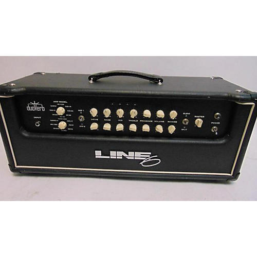 Line 6 DUO VERB Solid State Guitar Amp Head