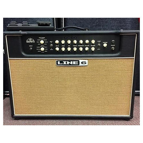 Line 6 DUOVERB Guitar Combo Amp