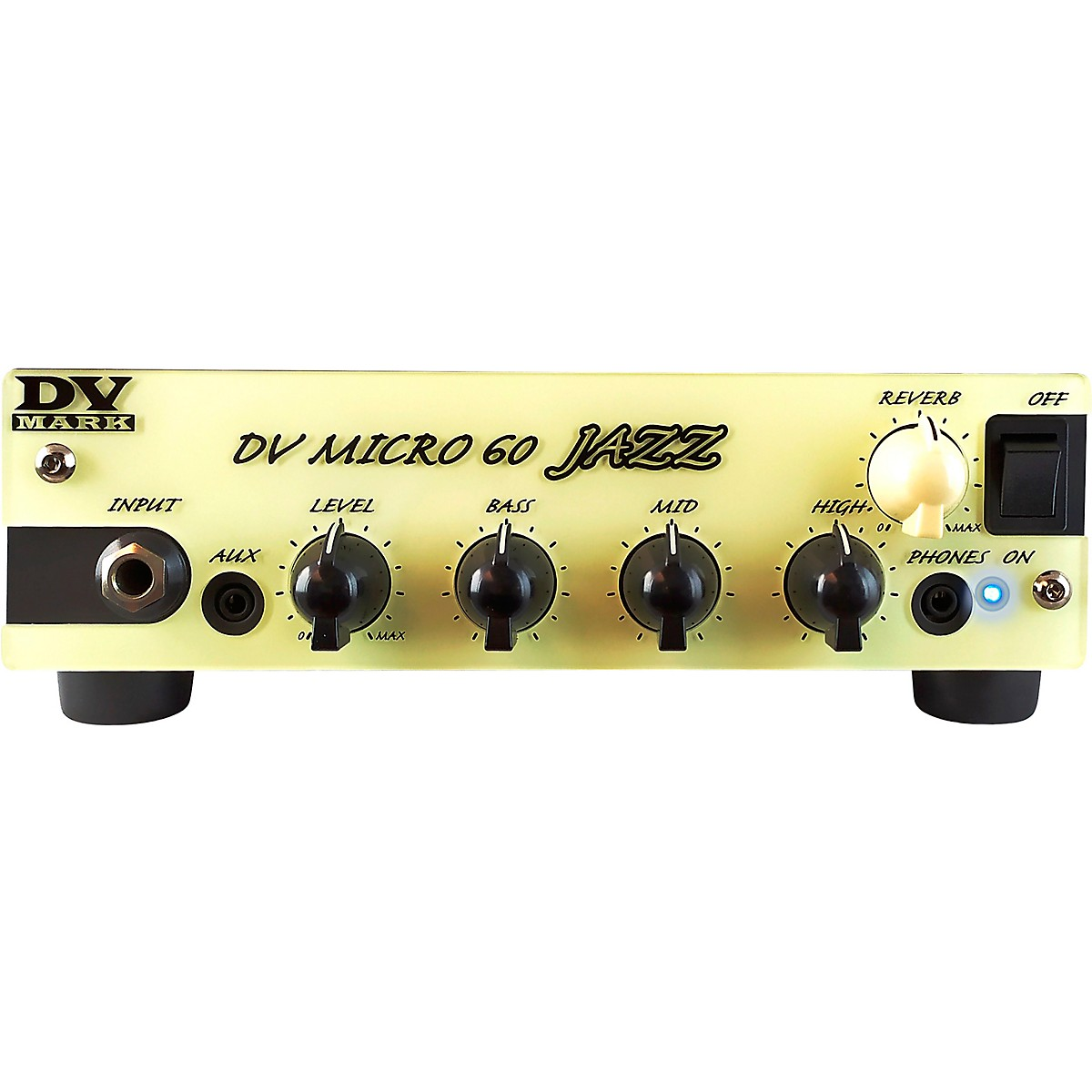 DV Mark DV Micro 60 Jazz 60W Guitar Amp Head