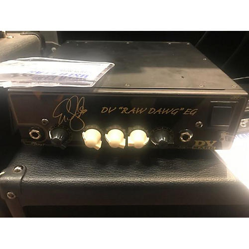 DV Mark DV RAW DAWG Solid State Guitar Amp Head