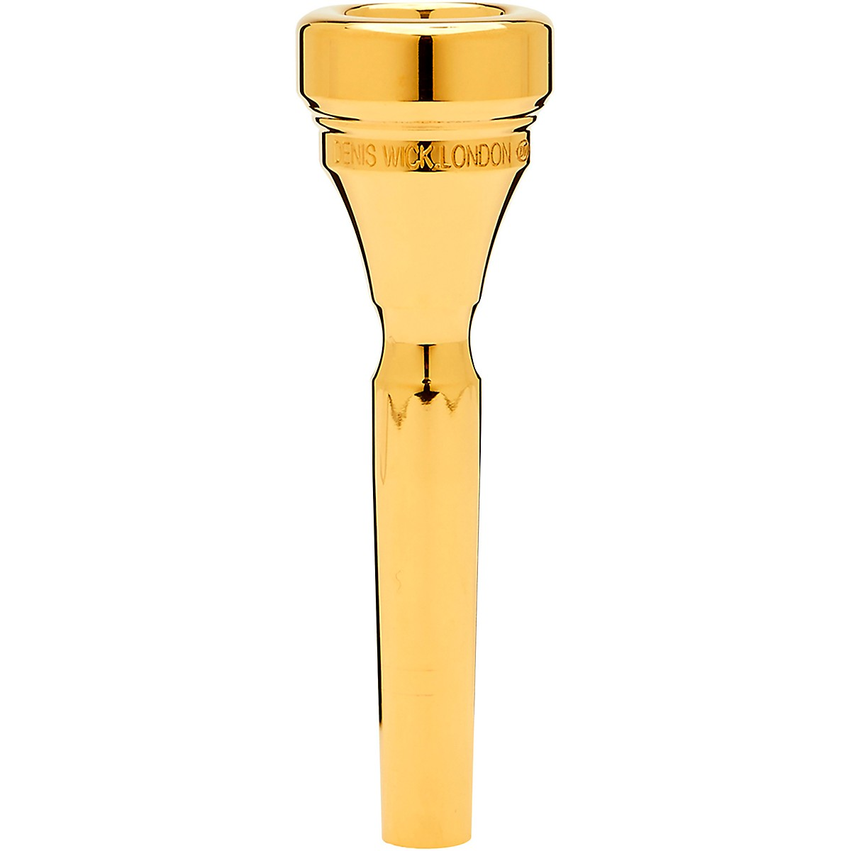 Denis Wick DW4882-MM Maurice Murphy Classic Trumpet Mouthpiece in Gold