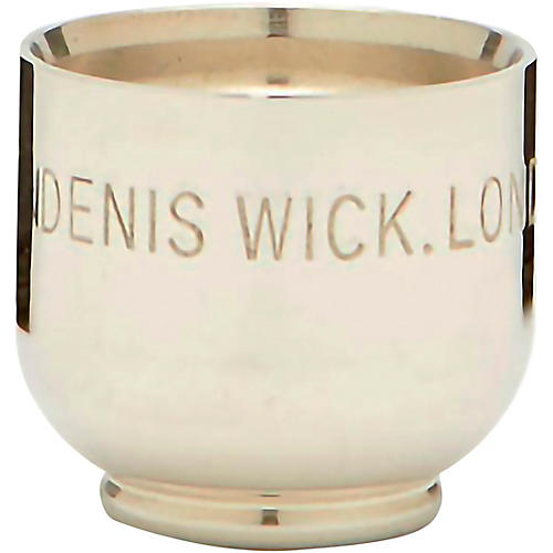 Denis Wick DW6182S HeavyTop Mouthpiece Booster for Small Shank Trombone and Medium Shank Euphonium Mouthpieces