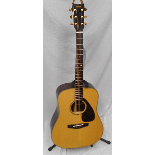 Yamaha DW9 Acoustic Guitar