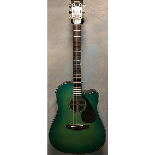 Yamaha DWX-7 Acoustic Guitar