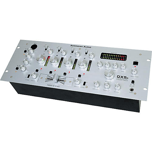American Audio DX-5R 4 Channel Rotary Mixer