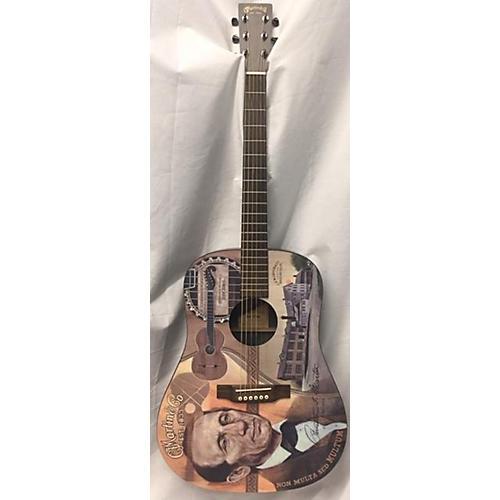 used martin dx1 acoustic guitar brown guitar center. Black Bedroom Furniture Sets. Home Design Ideas