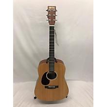 Martin DX1 Left Handed Acoustic Electric Guitar