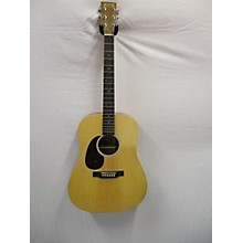 Martin DX1 Left Handed Acoustic Electric Guitar
