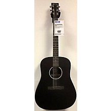Martin DXAEBLACK Acoustic Electric Guitar