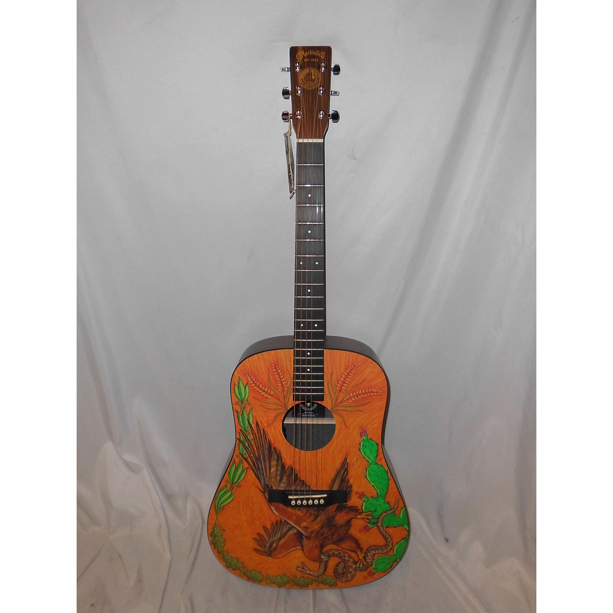 Martin DXMAE 30th Anniversary Dreadnaught Acoustic Electric Guitar