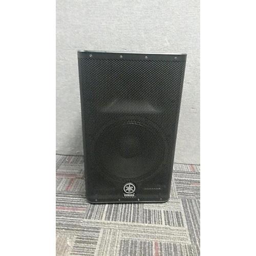 Yamaha DXR12 Power Amp