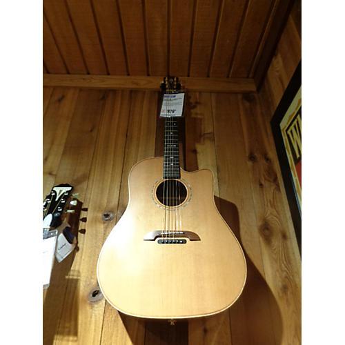 Alvarez DY-62C By Kazuo Yairi Acoustic Electric Guitar