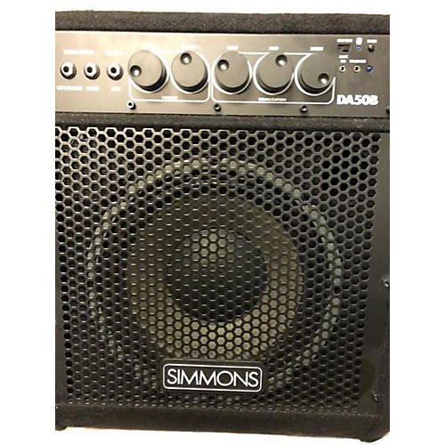 Simmons Da50b Keyboard Amp
