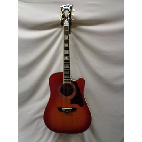 D'Angelico Daasd400cse Acoustic Electric Guitar