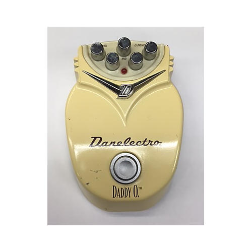 Danelectro Daddy O. Overdrive Effect Pedal