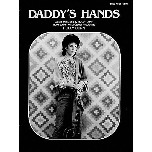 Hal Leonard Daddy's Hands