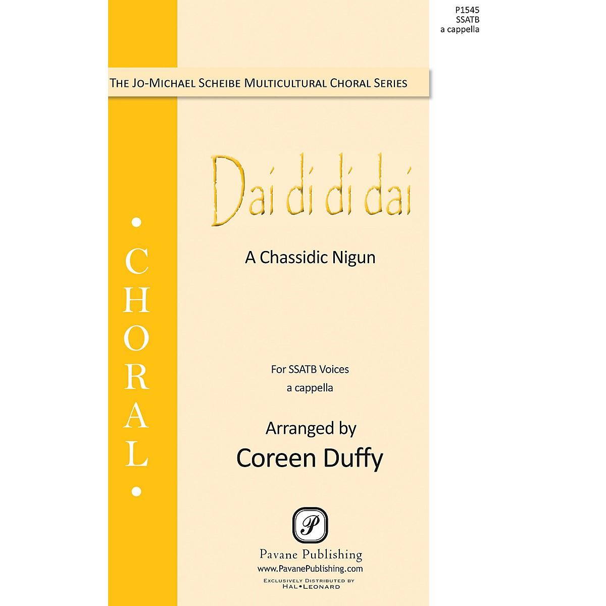 Pavane Dai Di Di Dai SSATB A Cappella arranged by Coreen Duffy
