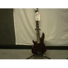 Schecter Guitar Research Damien Elite 5 String Left Handed Electric Bass Guitar