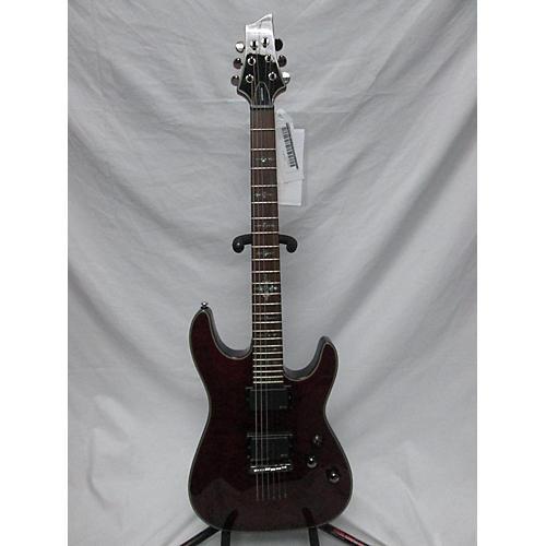 Schecter Guitar Research Damien Elite 6 Solid Body Electric Guitar