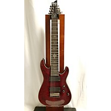 Schecter Guitar Research Damien Elite 8 String Solid Body Electric Guitar