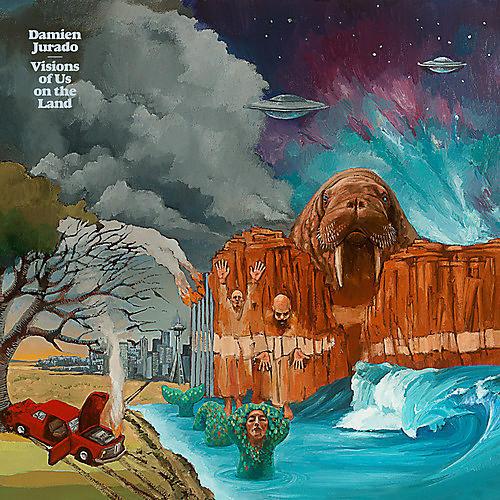 Alliance Damien Jurado - Visions of Us on the Land