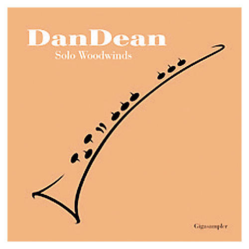 Tascam Dan Dean Solo Woodwinds/10 Giga CD Set