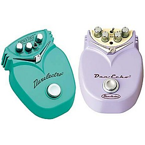 danelectro dan echo french toast package guitar center
