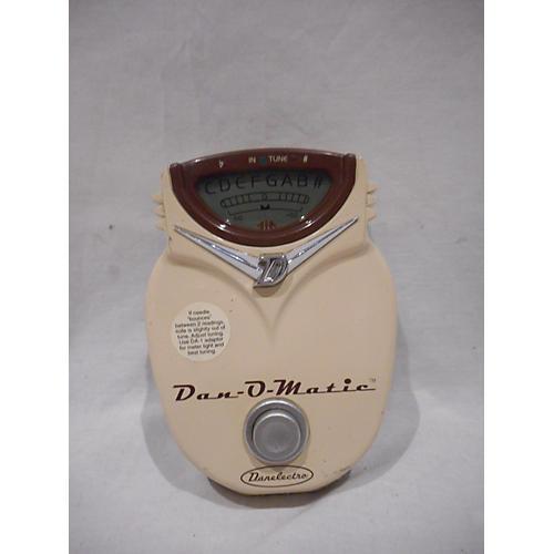 Danelectro Dan-o-matic Tuner Pedal