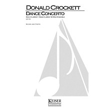 Lauren Keiser Music Publishing Dance Concerto LKM Music Series Softcover Composed by Donald Crockett