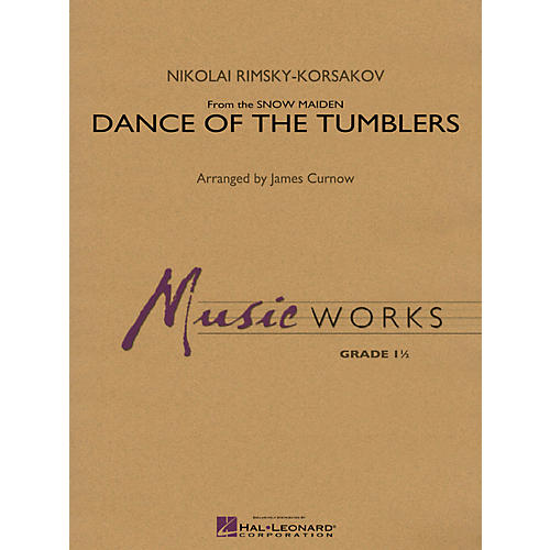 Hal Leonard Dance Of The Tumblers (From The Snow Maiden) - Music Works Series Grade 1.5