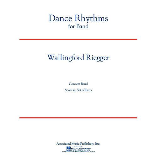 Hal Leonard Dance Rhythms For Band Op. 58 Level 5
