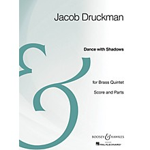 Boosey and Hawkes Dance with Shadows (Brass Quintet Archive Edition) Boosey & Hawkes Chamber Music Series by Jacob Druckman