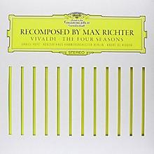 Daniel Hope - Recomposed By Max Richter: Vivaldi the Four Season