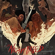 Danny Elfman - Nightbreed (Score) (Original Soundtrack)