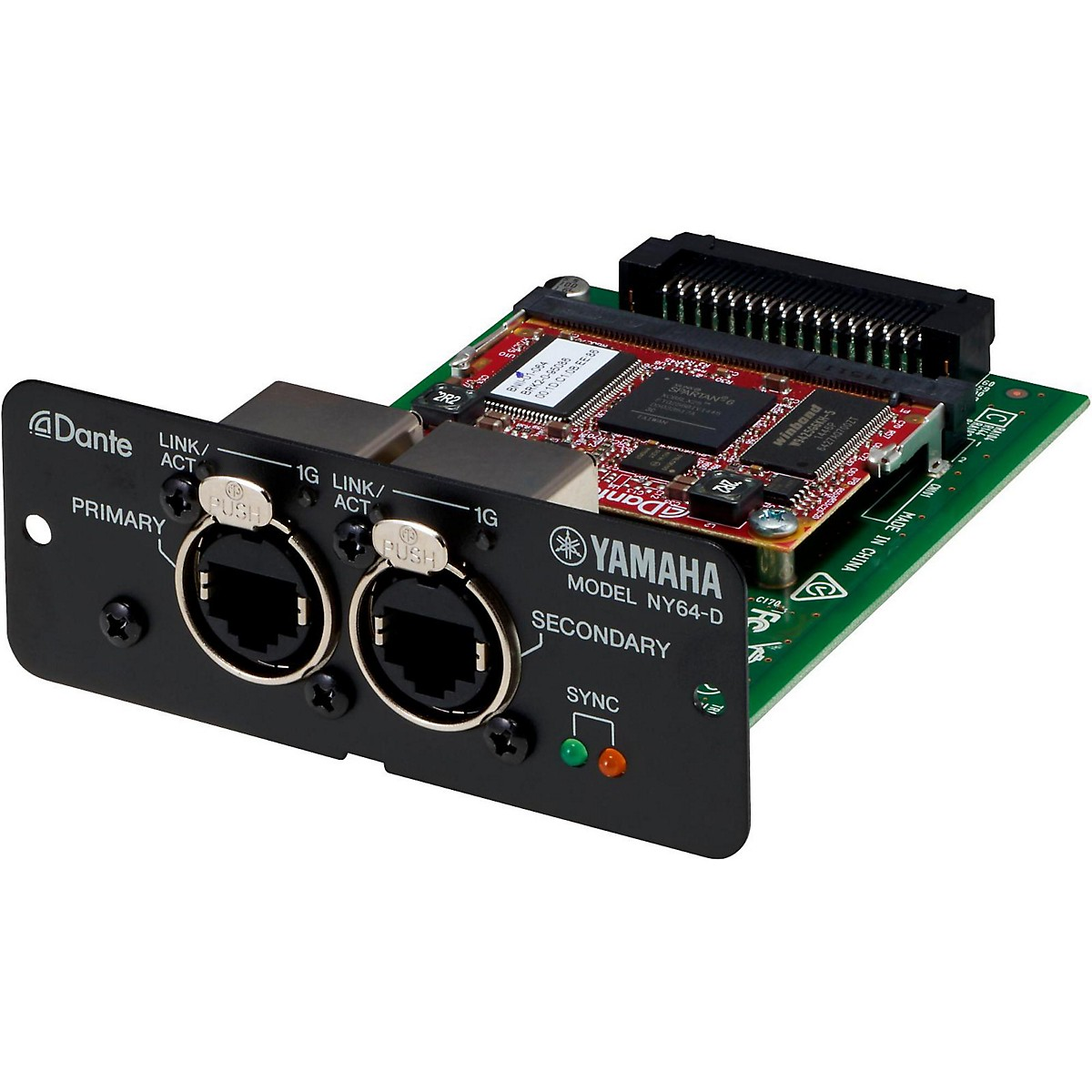 Yamaha Dante Expansion Card for TF Mixers