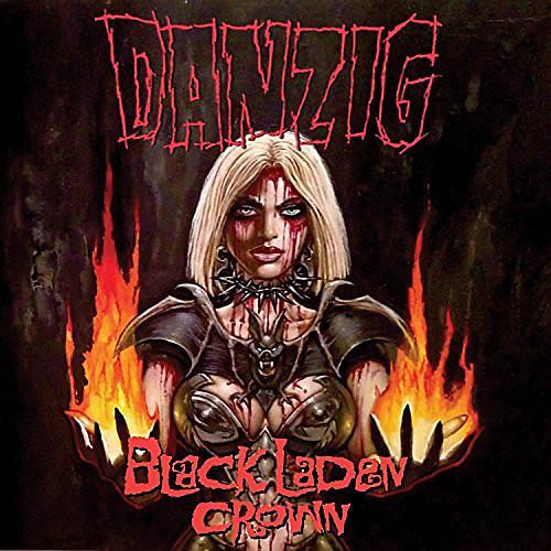 Alliance Danzig - Black Laden Crown