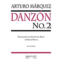 Peer Music Danzón No. 2 Concert Band Level 4 Composed by Arturo Marquez