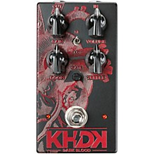 KHDK Dark Blood Distortion Effects Pedal