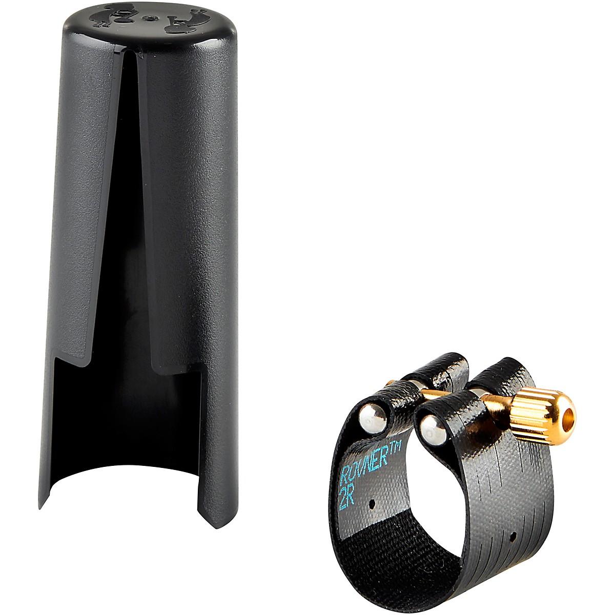 Rovner Dark Tenor Saxophone Ligature and Cap