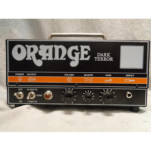 Orange Amplifiers Dark Terror Solid State Guitar Amp Head
