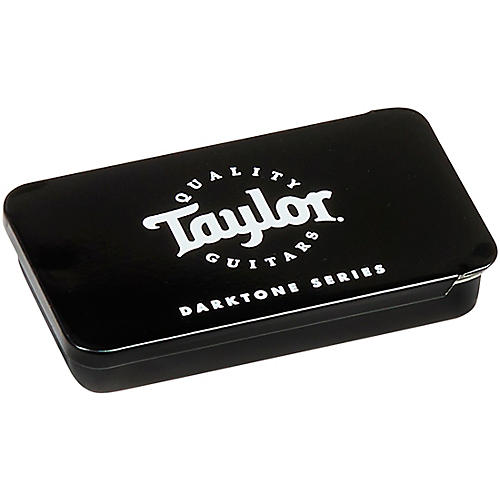 Taylor Darktone Series Guitar Pick Tin
