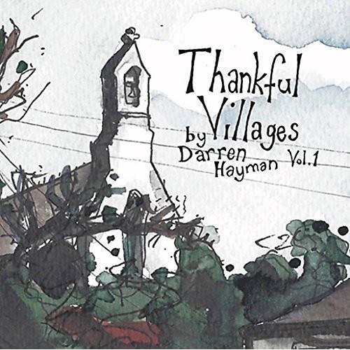 Alliance Darren Hayman - Thankful Villagers Vol 1