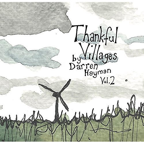 Alliance Darren Hayman - Thankful Villages Vol 2