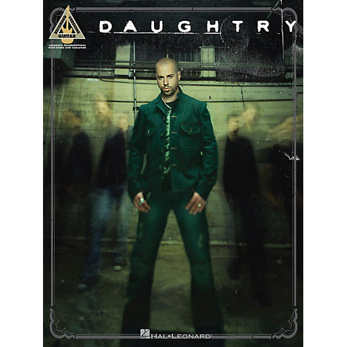 Hal Leonard Daughtry Guitar Tab Songbook