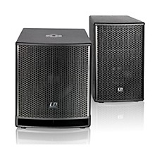 """LD Systems Dave 10 G3 Compact 10"""" Active PA System"""