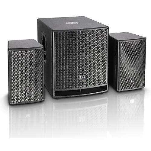 ld systems dave 12 g3 compact 12 active pa system guitar center. Black Bedroom Furniture Sets. Home Design Ideas
