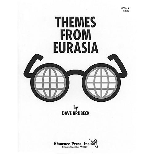 Shawnee Press Dave Brubeck - Themes from Eurasia (Piano Solo Collection) by Dave Brubeck