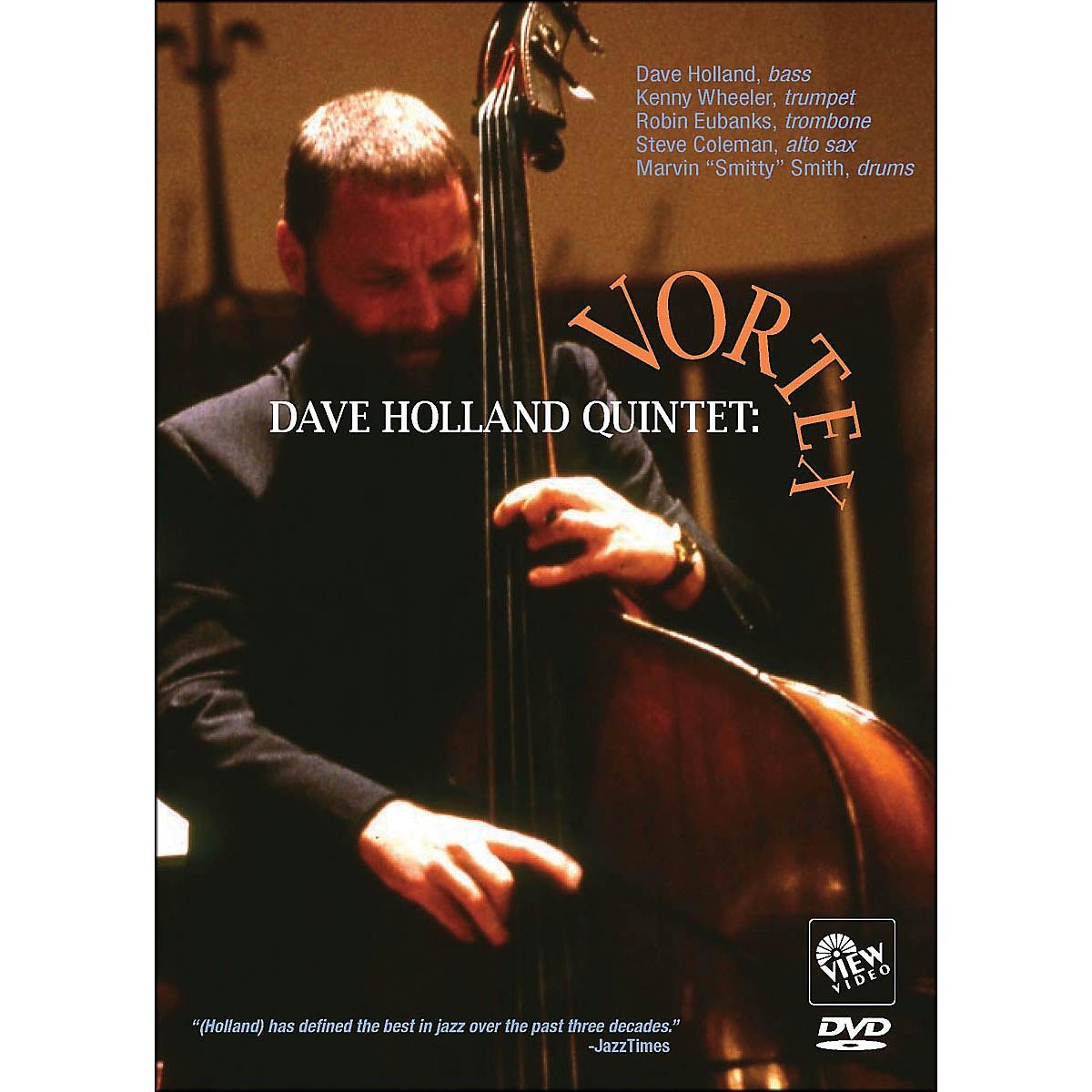 Hal Leonard Dave Holland Quintet: Vortex DVD